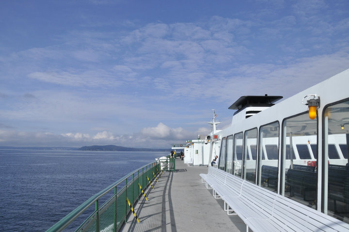 Seattle ferry
